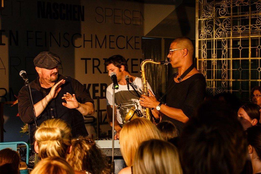 Soul Sunday Müller auf der RÜ