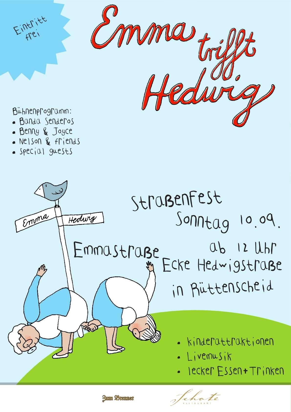 Emma trifft Hedwig