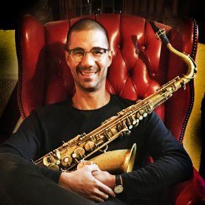 joel mozes van de pol - event-saxophonist